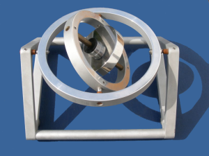 Gyrokompass funktion